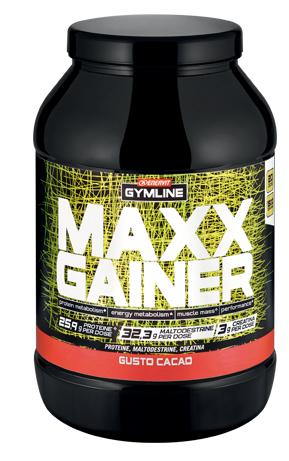 Gymline Maxx Gainer Cacao1,5kg