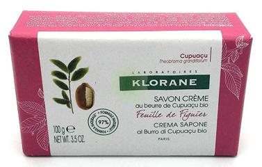 KLORANE CR SAPONE FICO 100G