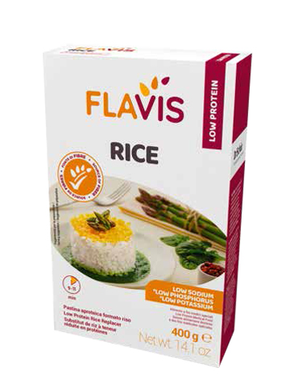 Mevalia Flavis Rice 400g