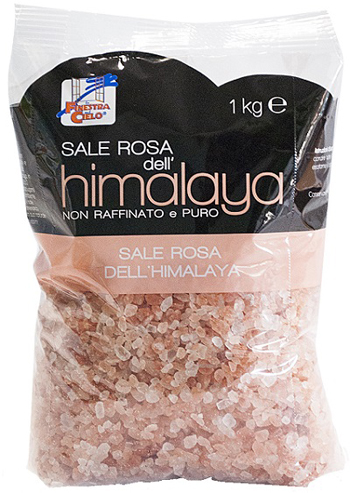 Sale Rosa Himalaya Grosso 1kg