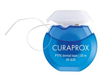 Curaprox Df 820 Ptfe Dent Tape