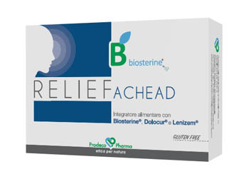 Relief Biosterine Achead 6cpr